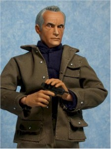 Frank Black action figure