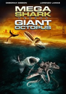Giant Prehistoric Sea Creatures Mega Shark vs Giant Octopus